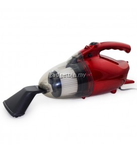 Jinke JK-8 Dual Purpose Vacuum Cleaner (Red)