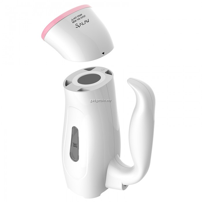 Salav ts 03 travel hand held garment steamer iron pink for Salav garment steamer