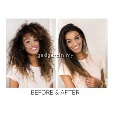 DN Smoothing Straightening Ceramic Brush Hair Straightener