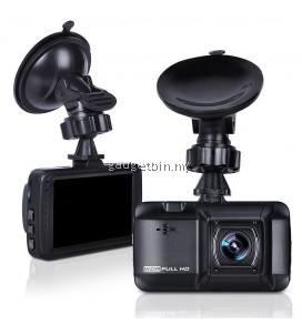 D101 3.0 inch WDR Full HD 1080P Car Recorder Night Vision Car Camera