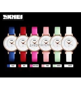 SKMEI 1178 Ladies's Fashion Simple Elegant Quartz Leather Watches