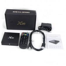 X96 Quad Core Amlogic S905X 1GB 8GB 4K HD Android 6.0 TV Box