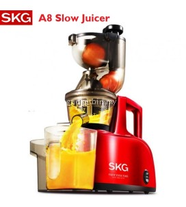 SKG A8 Multifunctional Whole Mouth Slow Juicer Extractor Machine