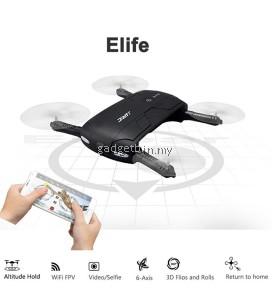 JJRC H37 ELFIE Foldable Selfie WiFi FPV 720PHD G-sensor Headless Mode Mini Quadcopter Drone