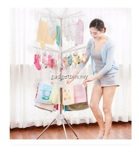 3 Tier Clothes Suspended Drying Rack
