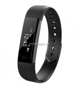 "ID115 0.86"" OLED Screen Activity Fitness Tracker Bluetooth Smartband"