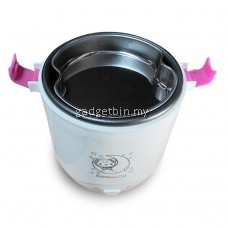 XBRC01 Non Stick Hidden Handle Mini Rice Cooker 1.2L