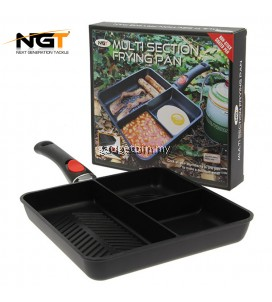 NGT Multi Section Non Stick Frying Pan