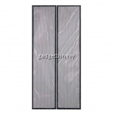 1 Set Magic Mesh Screen Door Magnetic Anti Mosquito Bug Doors Curtain net