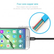 Pineng PN-303 Colourful Quick Charge Micro USB Cable for Android