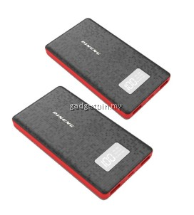 Pineng PN960 6000mAh Power Bank Set of 2 (Black)