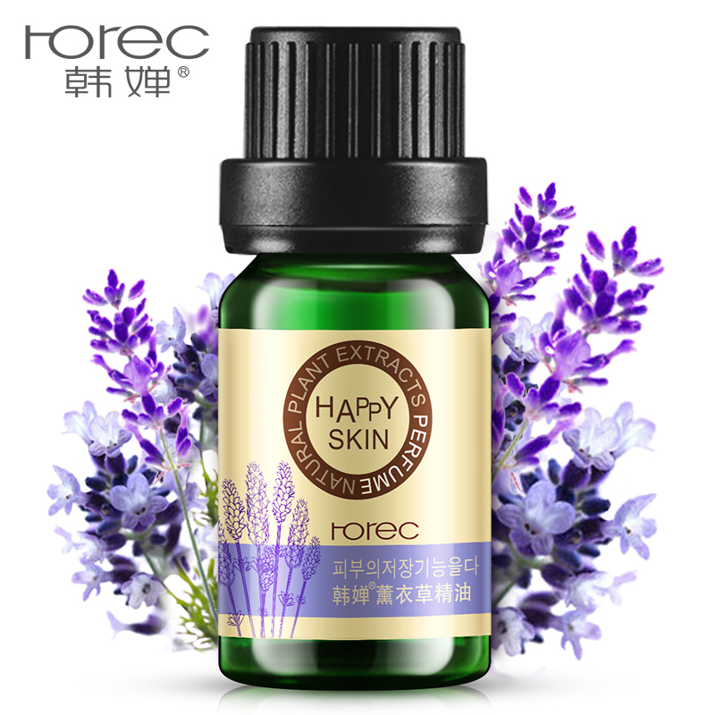 Horec Tea Tree Lavender Essential Oil 10ML for Humidifier Hair Body Care