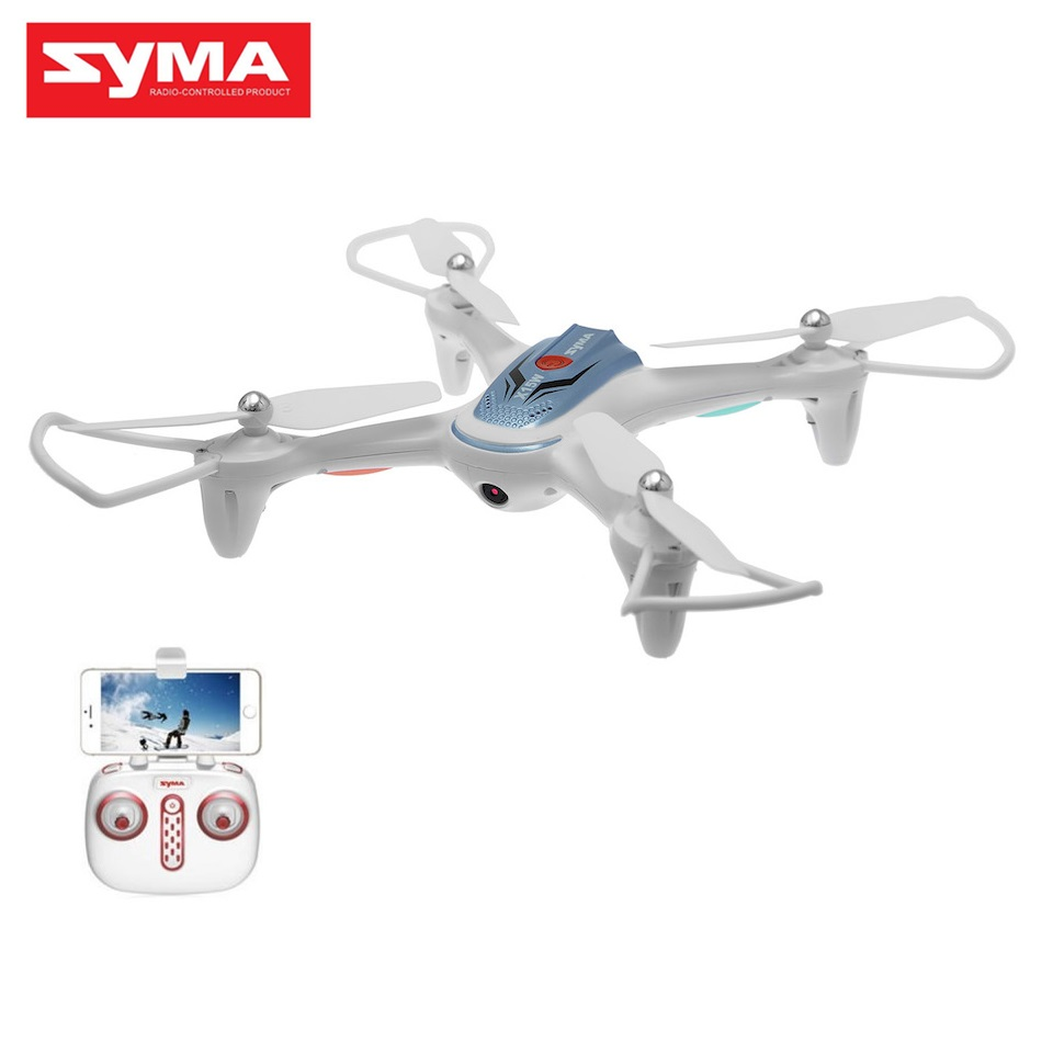 SYMA X15W WIFI FPV With HD Camera 480P Altitude Hold Mode 2.4G 6Axis R/C Quadcopter Drone