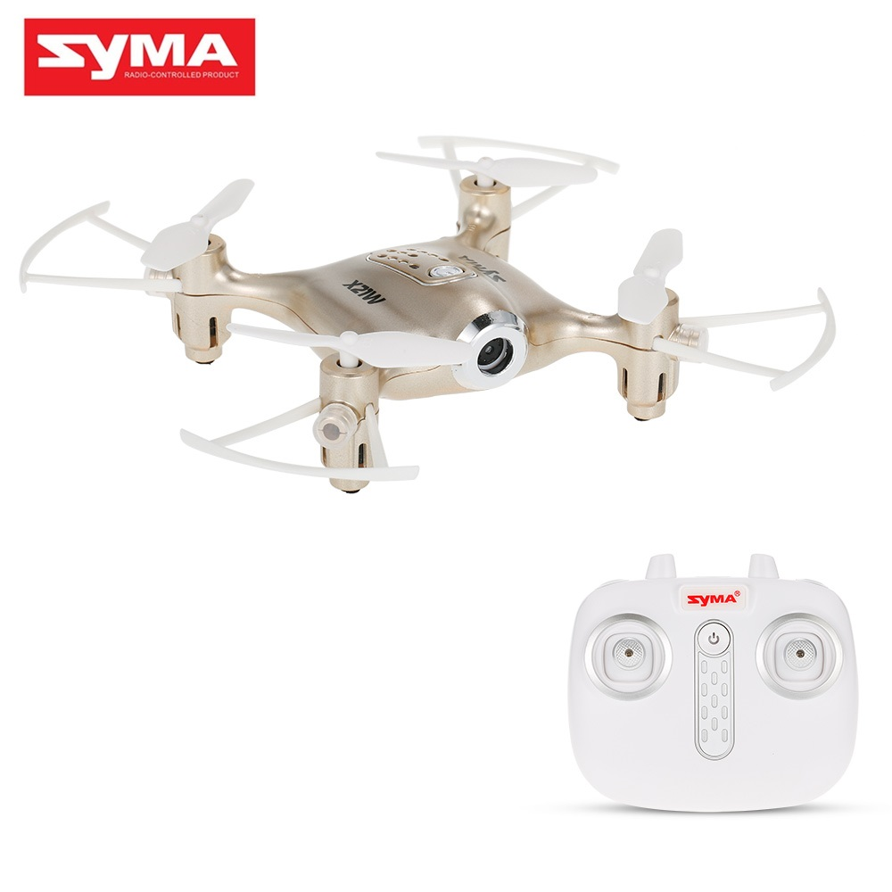 Syma X21W WIFI FPV With 720P Camera APP Controller RC Quadcopter Drone
