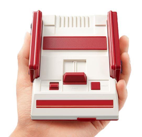 MiniFC Classic Retro TV Game Console NES 8Bit Classic Game 2 Controller Handles Joystick With 500 Games