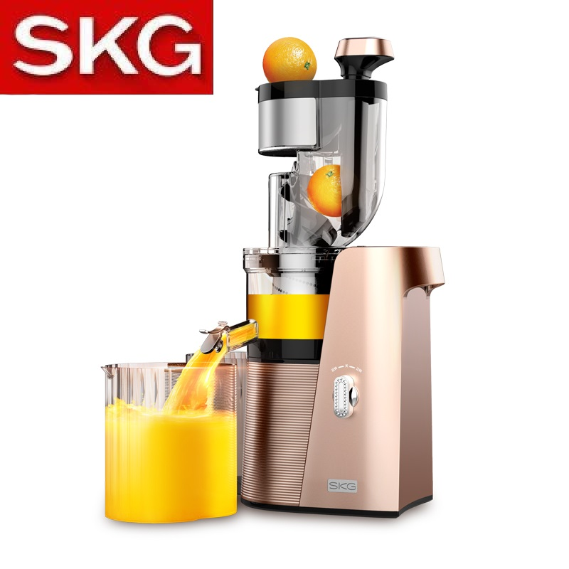 SKG A10 Multifunctional Extra Large 80MM Whole Mouth 5th Generation Slow Juicer