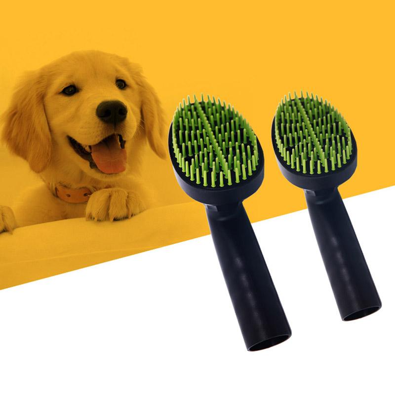 Pet Cat Dog Grooming Brush Vacuum Cleaner Attachment Tool 32CM Diameter