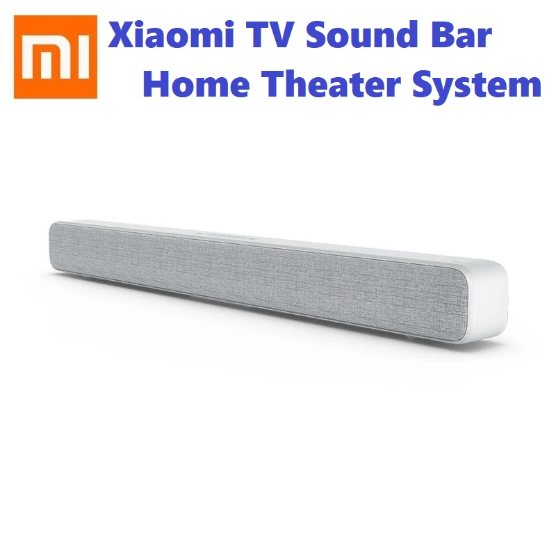 Xiaomi 33 Inch TV Soundbar Home Theater Wired and Wireless Bluetooth Audio Speaker