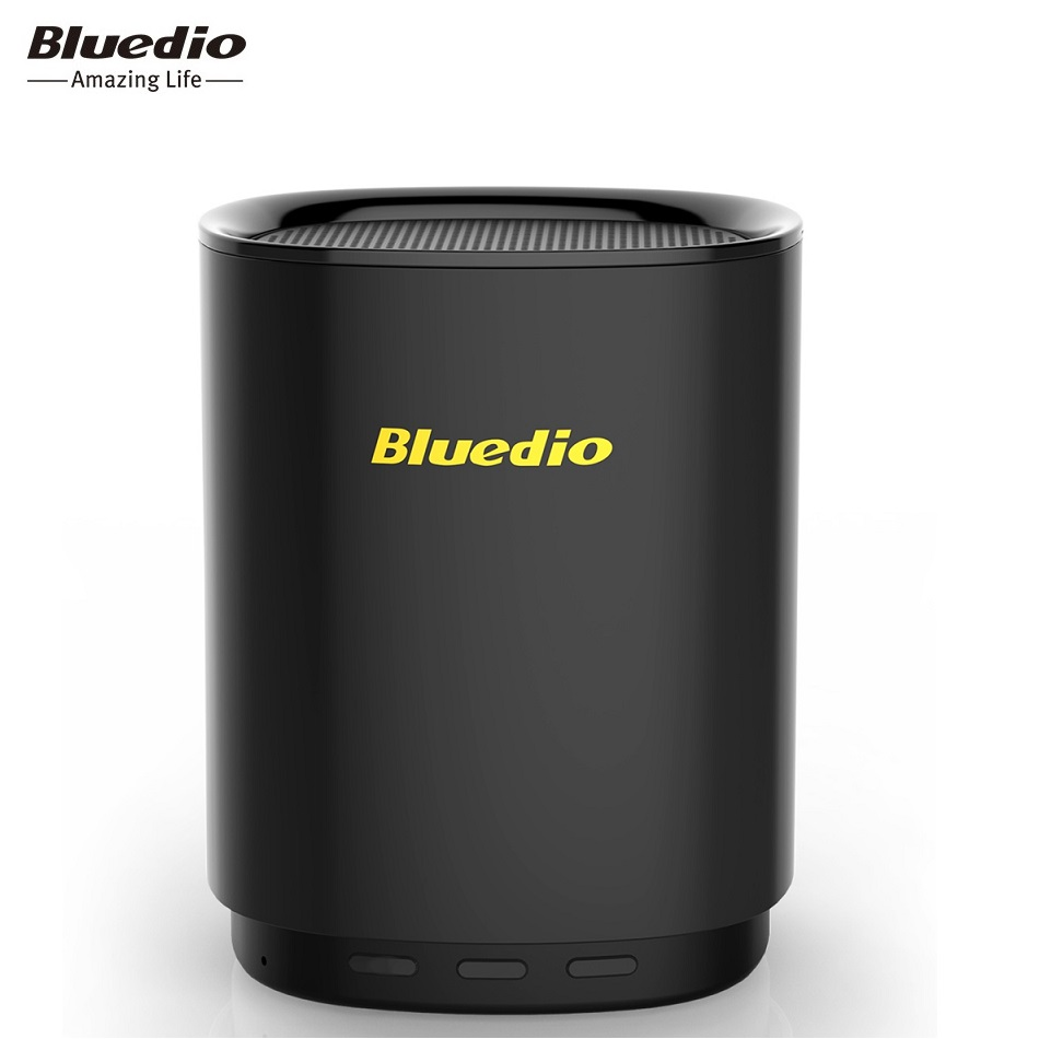 Bluedio TS5 Portable 3D Stereo Music Surround Mini Bluetooth Speaker With Mic