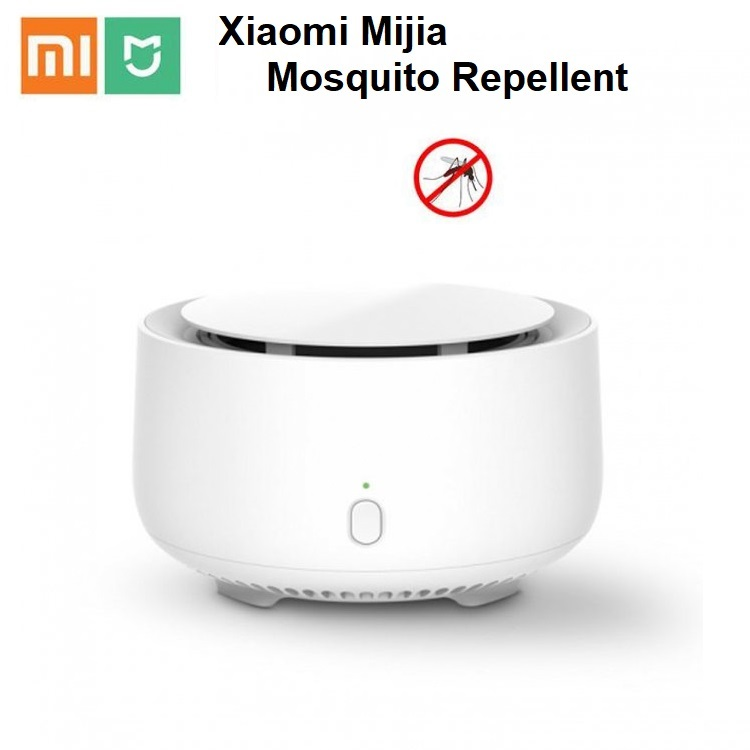 Xiaomi Mijia Mosquito Repellent Killer Timing Function No Heating Fan Drive Volatilization Insect Repeller Indoor Use