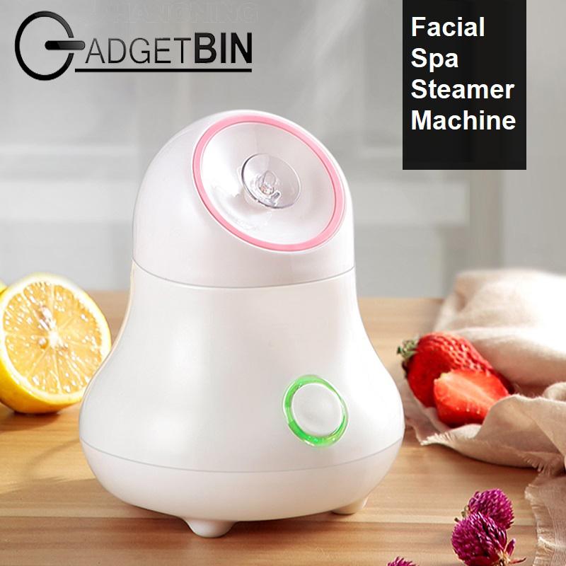 Facial Spa Nano Mist Face Steam Machine Facial Steamer Machine