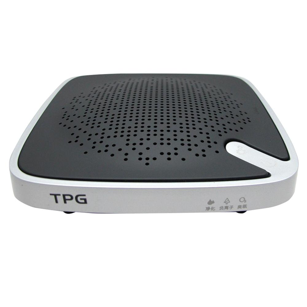 3 in 1 Air Purification Navigation Wifi Portable Car Air Purifier (Black)