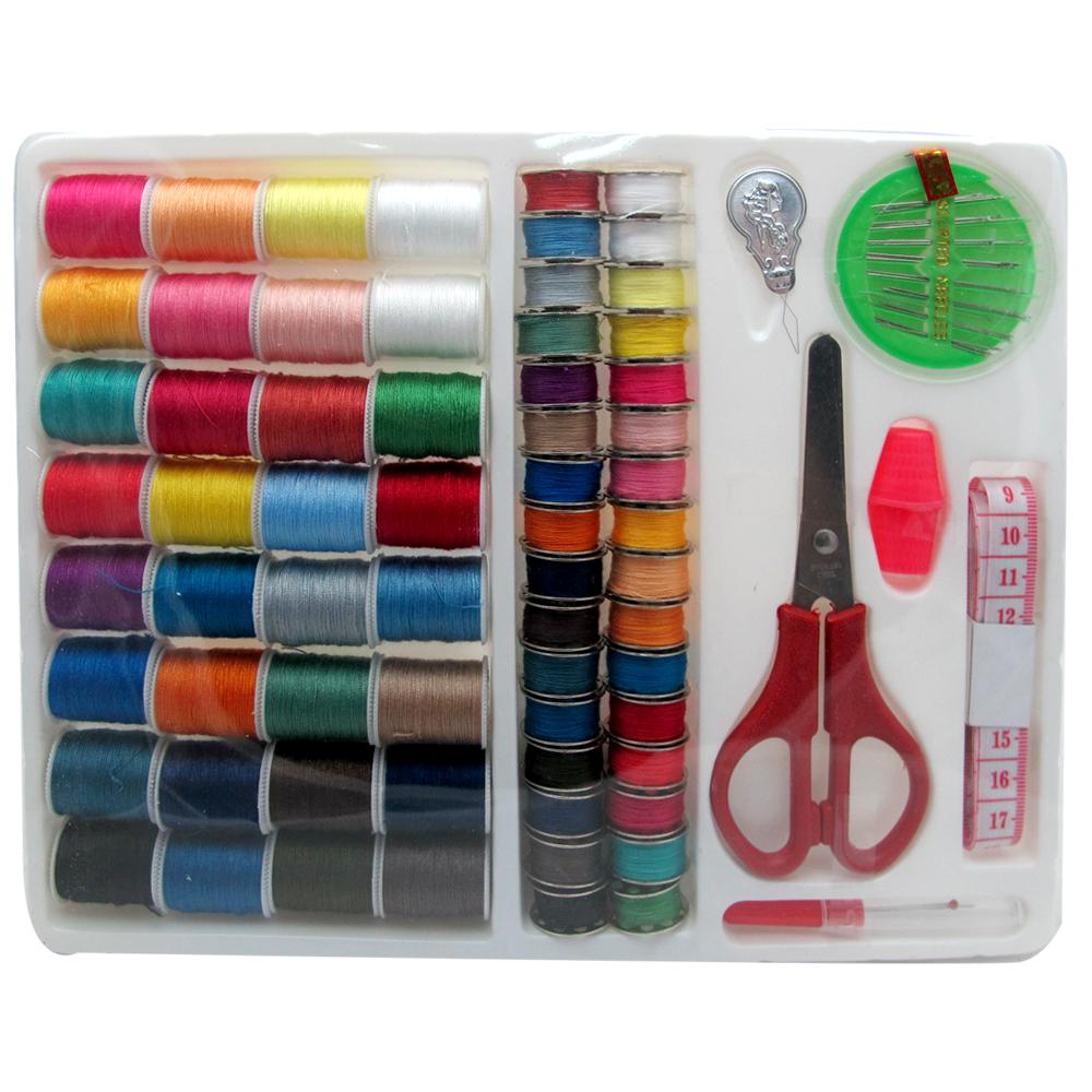 100 Pcs Set DIY Sewing Kit