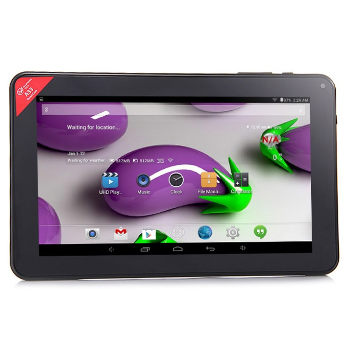 9 Inch Ewing A33 Quad Core 1.5Ghz 8GB Android 4.4 Tablet Dual Camera Bluetooth