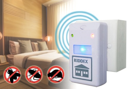 Riddex Plus Digital Pest Repeller