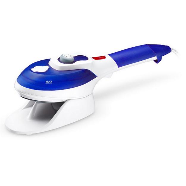 MAX SJ-2178 Portable Garment Steamer (Blue)