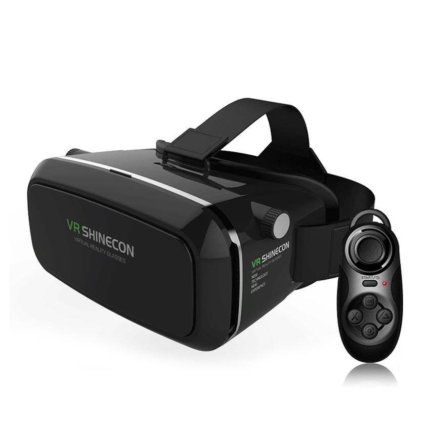 Ewing VR Shinecon Virtual Reality Headset 3D Glasses Gear