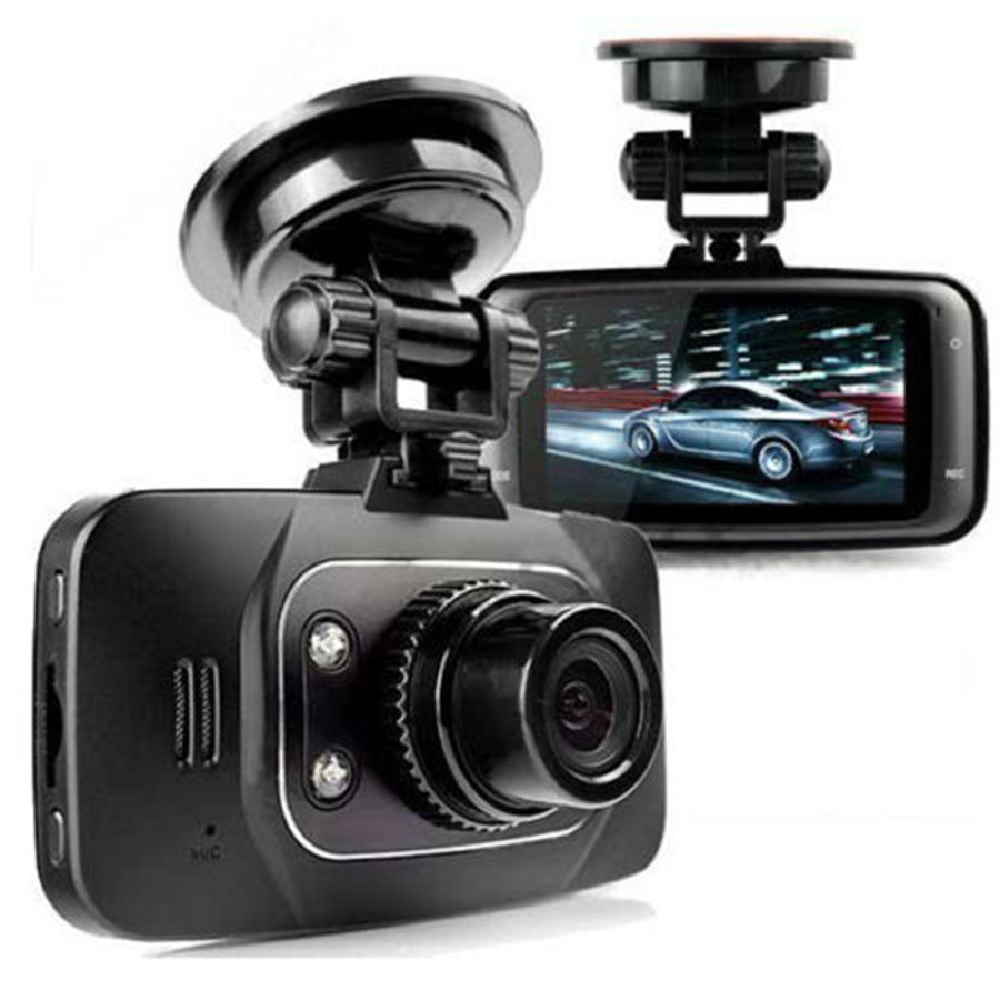 "GS8000L Car Camera 2.7"" Full HD1080P  DVR Night Vision Video Recorder"