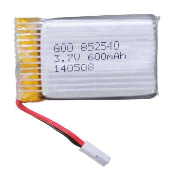 Upgraded Syma 3.7V 600mAh 25c Lipo Battery For x5c x5c-1 x5sc x5sw x5hw x5hc