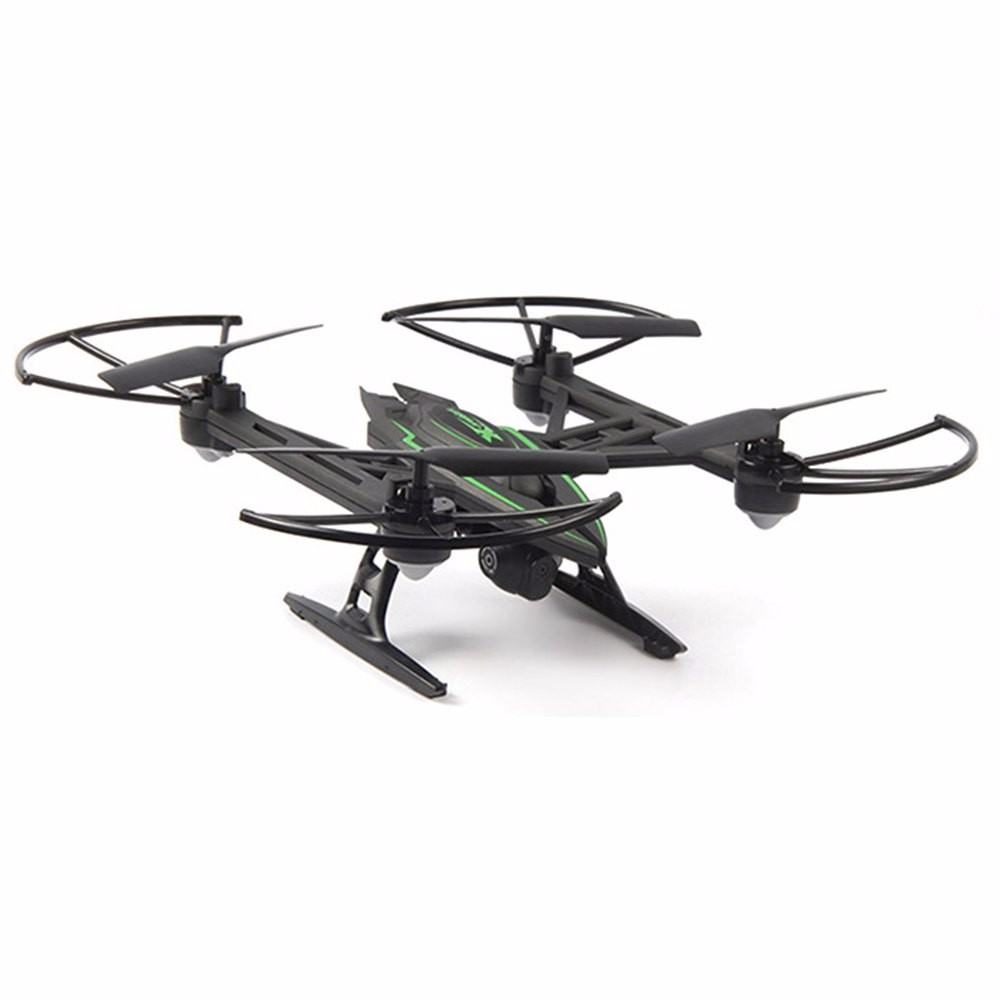 JXD 510W WIFI Real-time Transmission 0.3MP HD Camera 2.4GHz 4CH 6 Axis Gyro RC Quadcopter With Air Press Altitude Hold