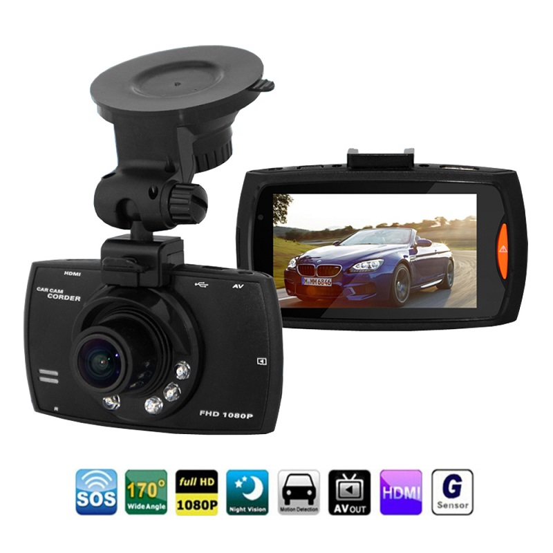 "Ewing G30 2.7"" Novatek 96220  FHD 1080P Night Vision DVR  Car Camera Recorder Camcorder"