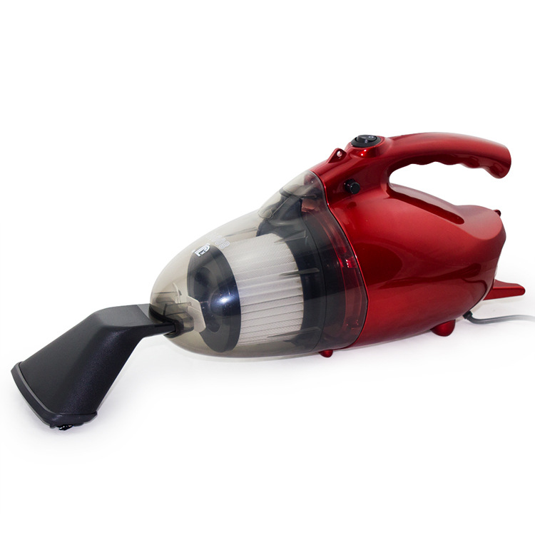 Jinke JK-8 Dual Purpose Vacuum Cleaner (Red)