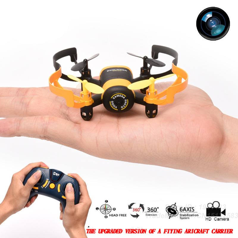 JXD 512V 0.3MP Camera Explorer 2.4G 4CH 6-Axis Mini RC Quadcopter