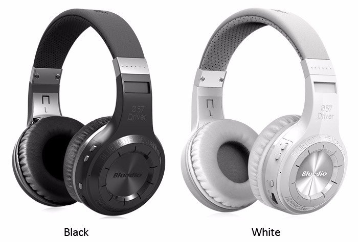 Bluedio Hurricane H-Turbine Bluetooth 4.1 Wireless Stereo Headphones Headset With Mic