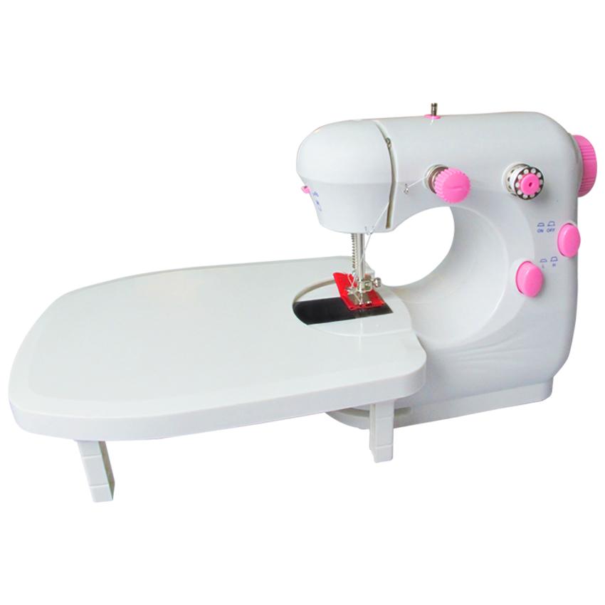 JYSM-301 Portable Dual Speed Mini Sewing Machine (Pink)