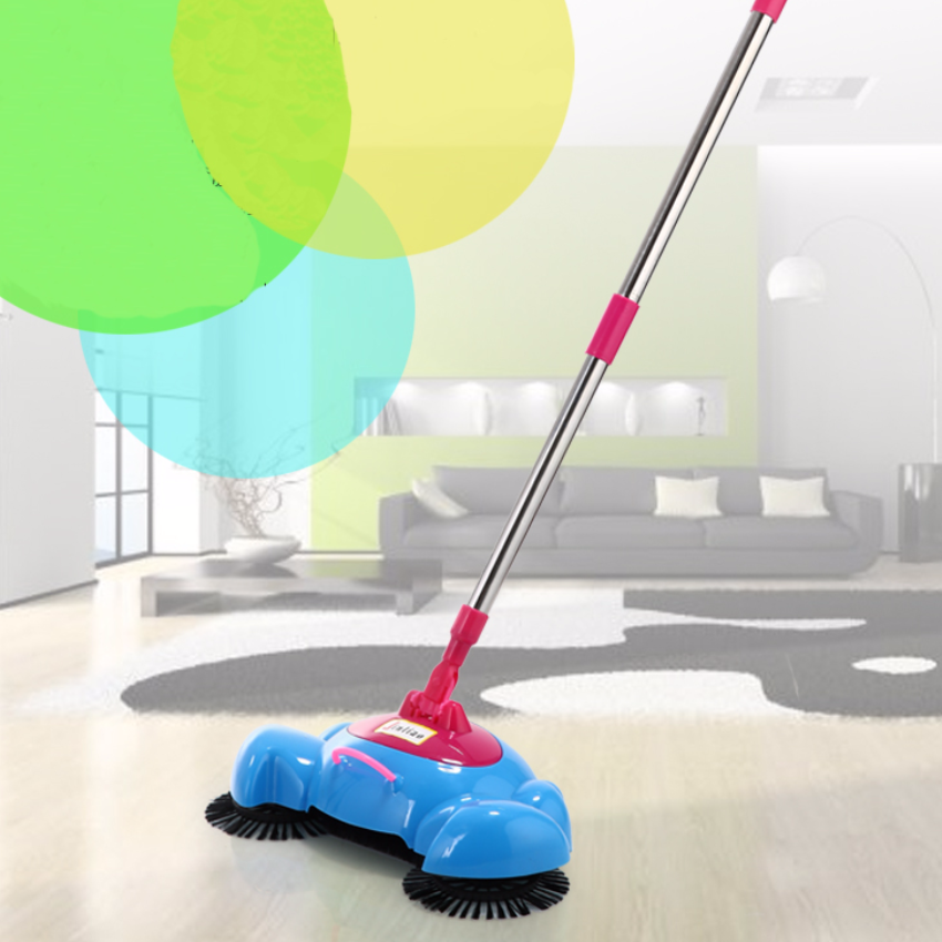 Crab Design 360 House Cleaner Sweeper