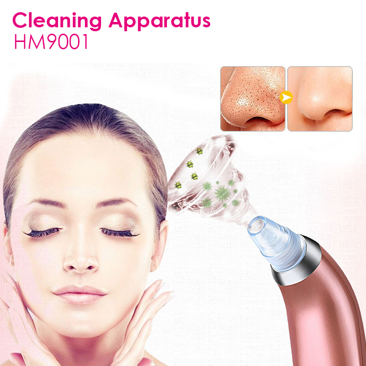 HM9001 Cleaning Apparatus For Microdermabrasion and Extracting Acne and Fat