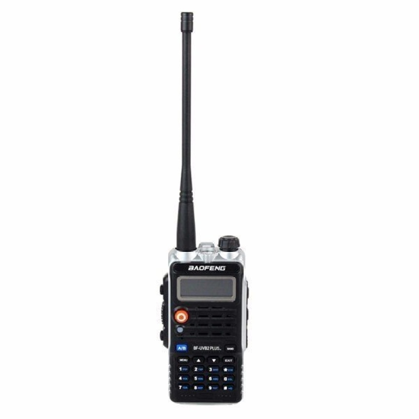Baofeng BF-UVB2 Plus VHF/UFH Dual Band 128CH 2-Way Radio Walkie Talkie