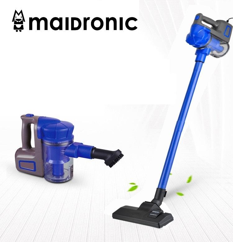 Maidronic Handheld Strong Suction Power Cyclone Vacuum Cleaner