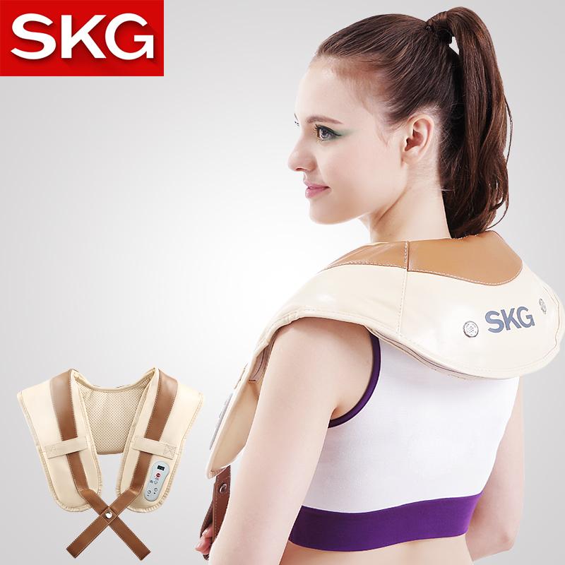 SKG 4036 Multifunctional Whole Body Beat Massage Shawl Massage Machine