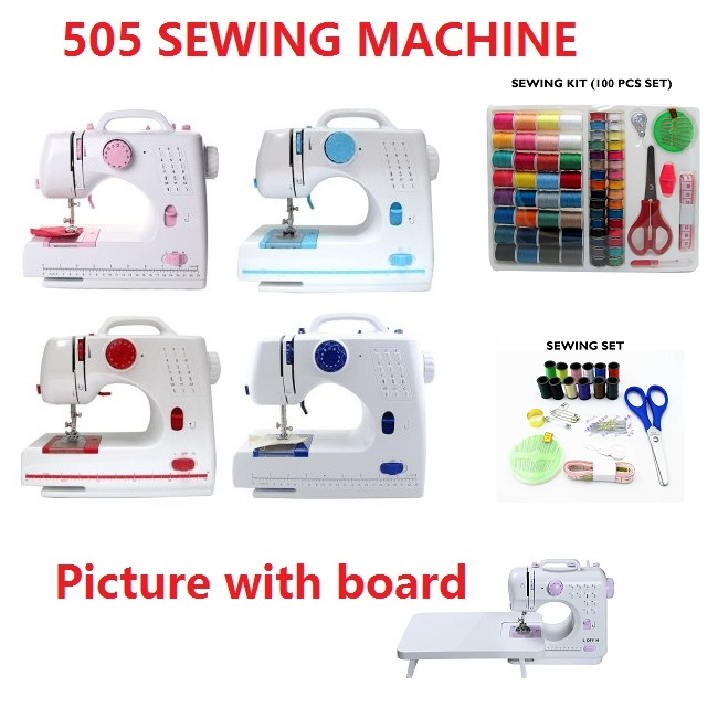 505 Pro Upgraded 12 Sewing Options Mini Portable Handheld Sewing Machine