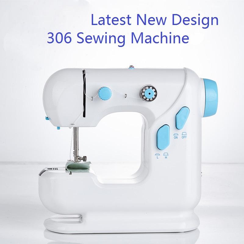 306 Portable Dual Speed Mini Sewing Machine