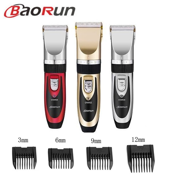 BaoRun Professional Rechargeable Electric Pet Hair Clipper